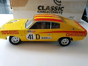 Classic carlectables charger norm beechey /Jim mckeown Embleton Bayswater Area Preview