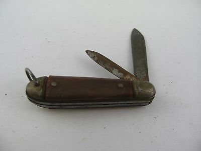 Small Vintage Colonial Pocket Knife Double Blade