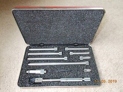 Starrett 823b Inside Micrometer With Original Box.