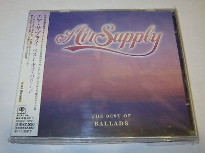 Best of Ballads by Air Supply (CD, 2010, Sony