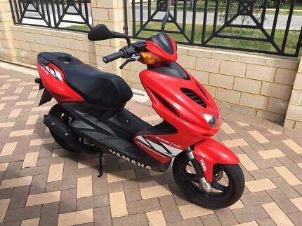 Scooter Yamaha Aerox