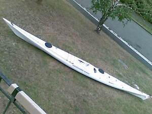 Mirage 580 Kevlar/Glass Kayak with extras North Beach Stirling Area Preview