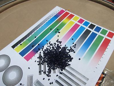 Pp Polypropylene Drk Blue Color Concentrate Colorant Plastic Pellets Resin 5 Lbs