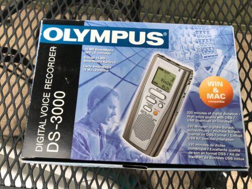 Olympus Digital voice recorder DS-3000