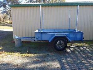 Trailer 7x4 Googong Queanbeyan Area Preview