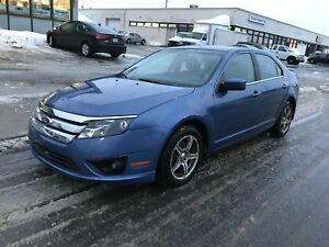 2010 Ford Fusion seulement 42000km !!!