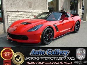 2017 Chevrolet Corvette Z06 2LZ *Glass Top