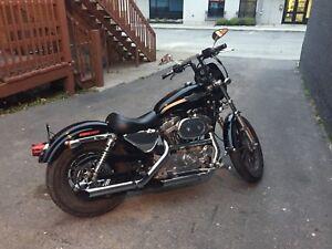 Harley 883 sportster Hugger 2003