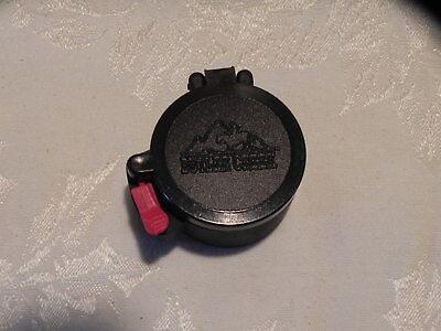 Butler Creek Lens Multiflex Eye Flip-Open Scope Cover 1.516-1.550 Size (Butler Creek Multiflex Flip Open Scope Covers)