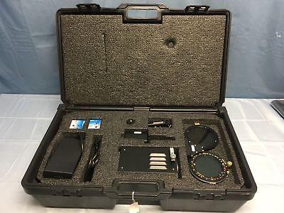 Vishay LF/Z-2 Portable PhotoStress System Plus Reflection Polarscope TESTED