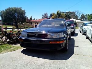Lexus LS400 (Toyota celsior) Rossmoyne Canning Area Preview