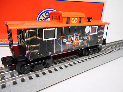 Lionel 6-84781 ELX Halloween Caboose End of the Line Express MIB (Halloween 6 Ending)