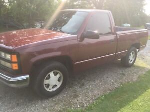 1998 shortbox chevy