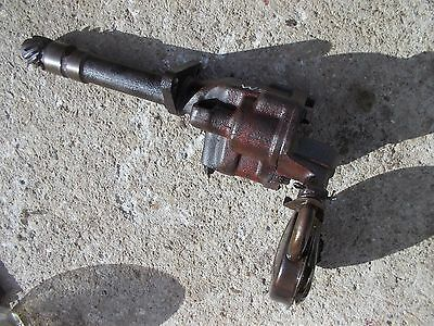 Farmall Sm Super M Mta Smta Tractor Ih Ihc Engine Motor Oil Pump Assembly