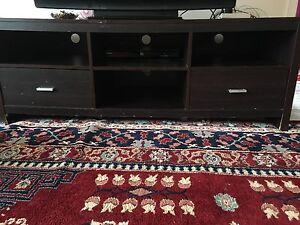 Dark timber tv unit Cabramatta West Fairfield Area Preview