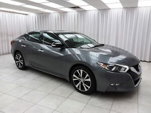 2016 Nissan Maxima 3.5SV SEDAN w/ BLUETOOTH, HEATED LEATHER / ST