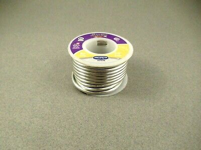 Sterling Premium Lead Free Solid Wire Solder 8 Ounces Spool