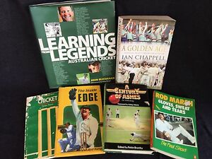 Cricket books Armadale Armadale Area Preview