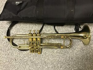 French Besson Pro Trumpet