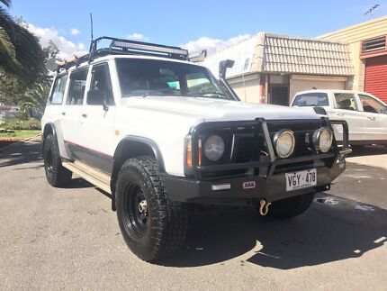 1992 4.2 turbo diesel ford maverick/patrol