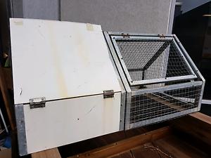 Rabbit- guinea pig hutch cage Wangara Wanneroo Area Preview