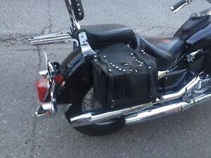 Vstar classic rear end accessories