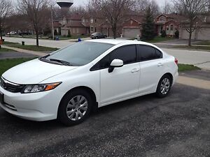 Honda Civic 2012 LX 4DR