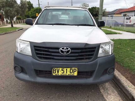 Toyota Hilux Workmate 2013 Merrylands Parramatta Area Preview