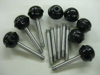 Saturn Knob And A New Ss Shaft - New Delta Unisaw Fence Parts - Free Freight