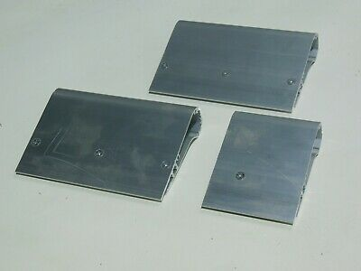 Max Force Aluminum Squeegee Handles Only Scratchdent 3 Pack - Odd Number Sizes