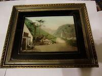 Dos Late 19th Siglo Color Fotografías En Original Con Studio Etiqueta -  - ebay.es