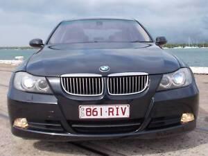 2007 BMW 325i E90 Sports Sedan