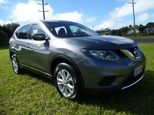 2016 Nissan X-trail ST Automatic SUV Atherton Tablelands Preview