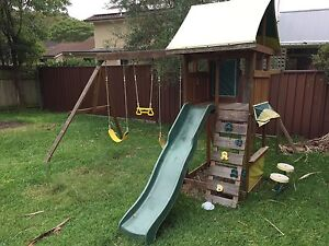 Climbing Frames Swing Set Caringbah Sutherland Area Preview