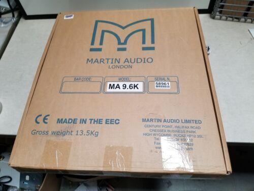 Martin Audio MA9.6k MA Series Digital Power Amplifier Amp  Tested Working !