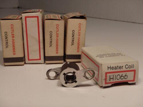 NOS Cutler Hammer H1066 Motor Starter Heater Element  Free Ship !!