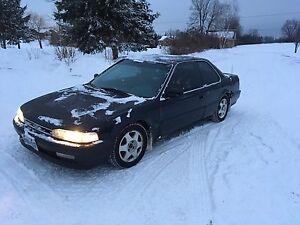1991 Honda Accord EX-R Coupe (2 door) MUST GO THIS WEEK