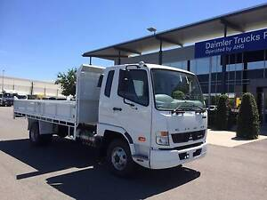 Fuso Fighter 1024 FK61FH1RFAG Tipper (22238) Hazelmere Swan Area Preview