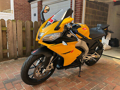 Aprilia RS4 125 2015 (65) 346 miles!!!!!!! Fresh M.O.T and Full service 21/09/20