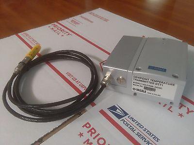 Vaisala Dtt1 Transmitter W Dtp1 Dewpoint Temperature Probe Warranty 2 Avai