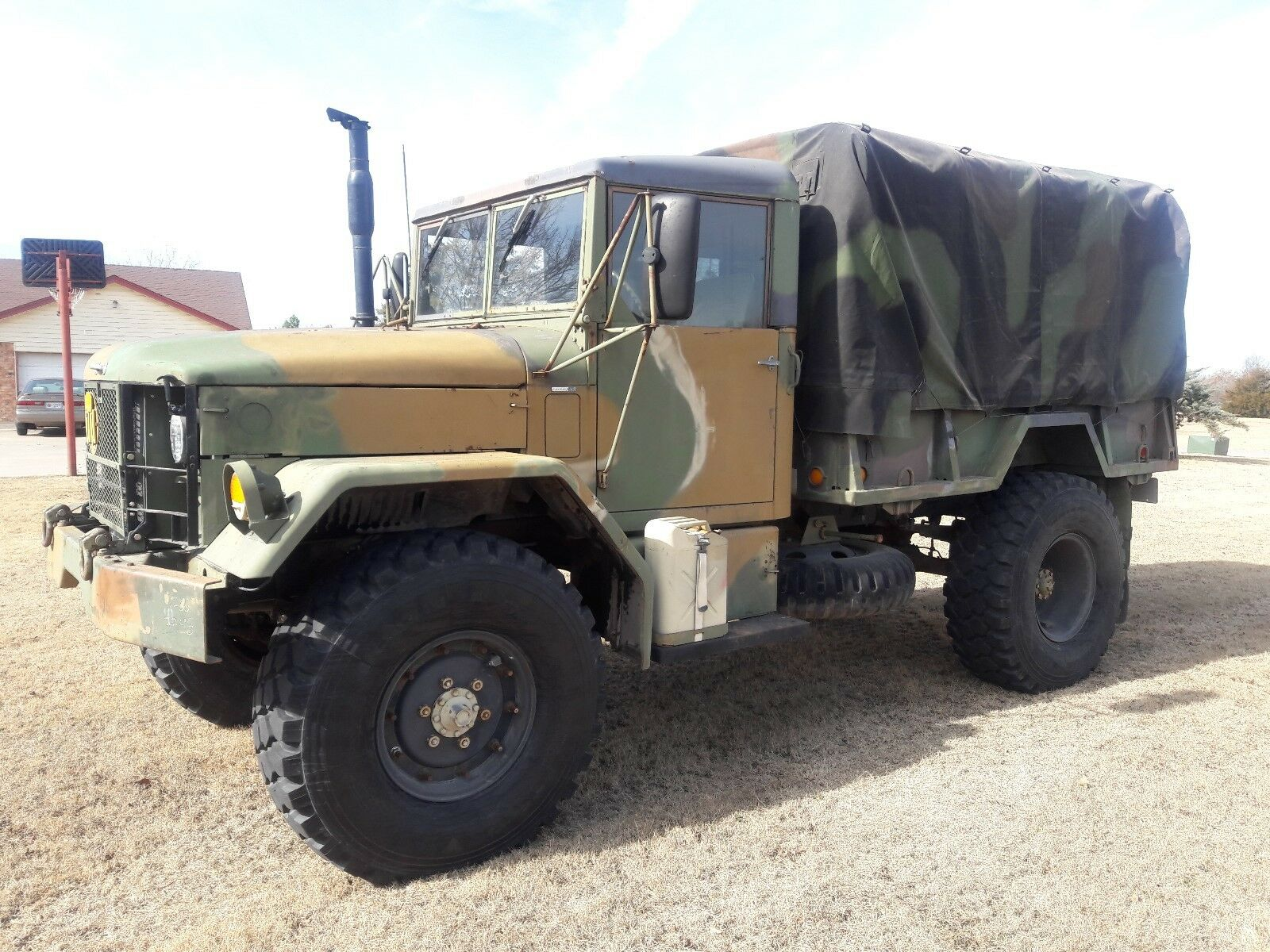 Nissan Of Lawton >> 1971 Am General M35a2 Bobbed 2 1/2 Ton Military Truck - Used Am General for sale in Lawton, Oklahoma