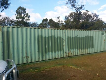 40 FT Shipping Container Bundaberg Central Bundaberg City Preview