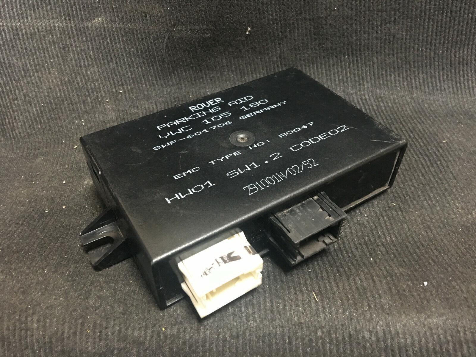 Genuine MG Rover 75 ZT Lambda Sensore Ossigeno 45 ZS mhk100722 mhk100728
