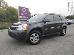 2008 Chevrolet EQUINOX LT ONE OWNER CLEAN CAR PROOF SUNROOF HEAT