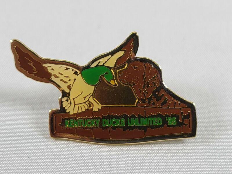1995 Kentucky Ducks Unlimited pin