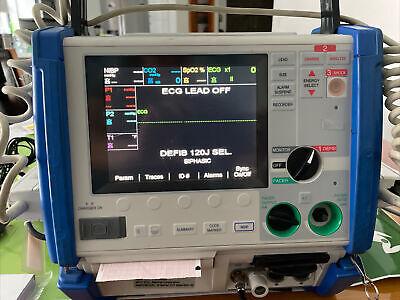 Zoll M Series Cct 8000 - 12 Leadbhifasic 200