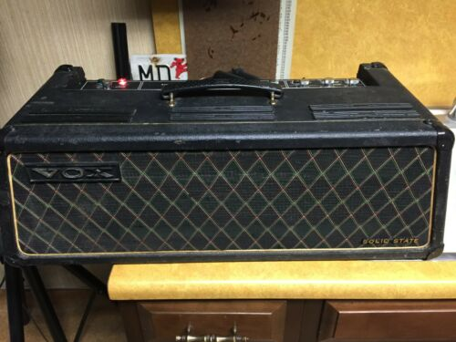 Vintage Vox Westminster All Solid State Bass Amplifier 1967