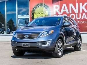 2012 Kia Sportage EX SUNROOF, BACKUP CAMERA, HEATED SEATS,
