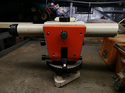 Ke Keuffel Esser Co. Surveyer Transit Telescope W Case