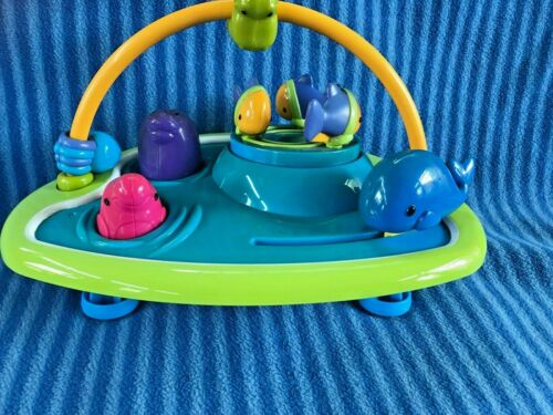 Bright Starts Around We Go Activity Center Spinner Fish Toy Replacement Part